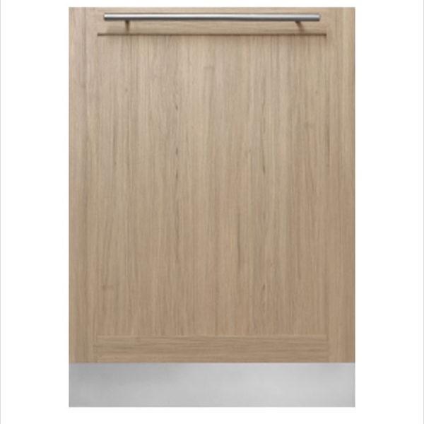 Holz-Modul. lavavajillas-integrables